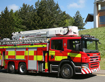 Fire Fighting Vehicles supplied to Airports in UAE